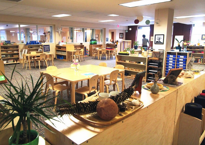 Elementary North West Model Montessori Classroom