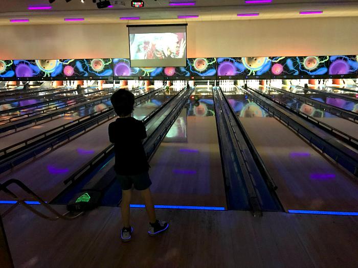 Otis Bowling at HWM