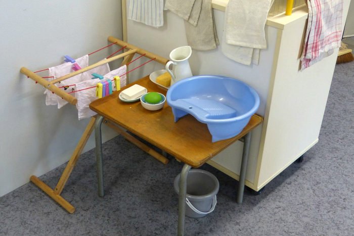 Mapetitematernelle Wash Table