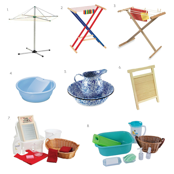 Montessori Wash Ideas at How we Montessori