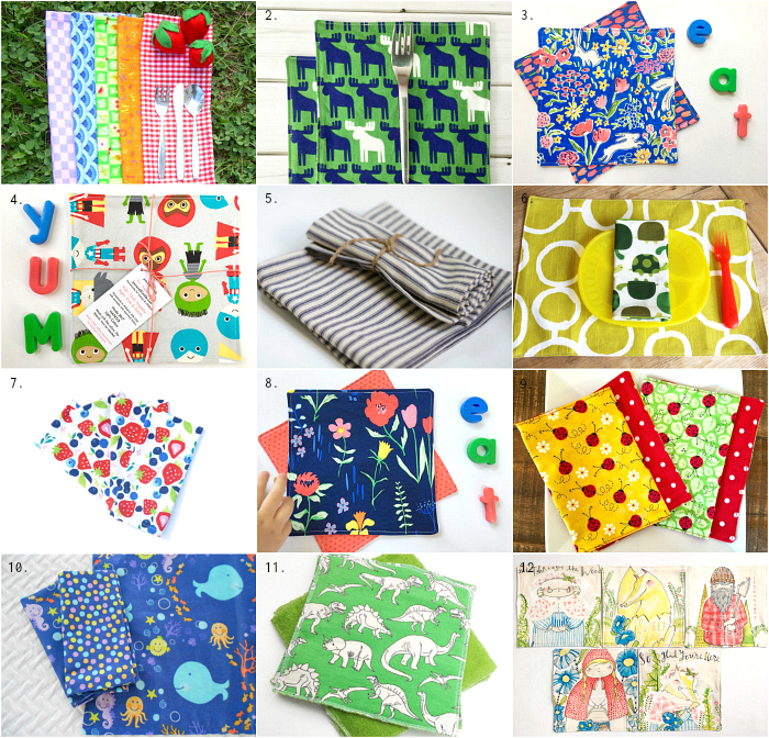 2 Baby Reusable Cloth Napkin Refreshment Baby Changing & Nappies Nappies