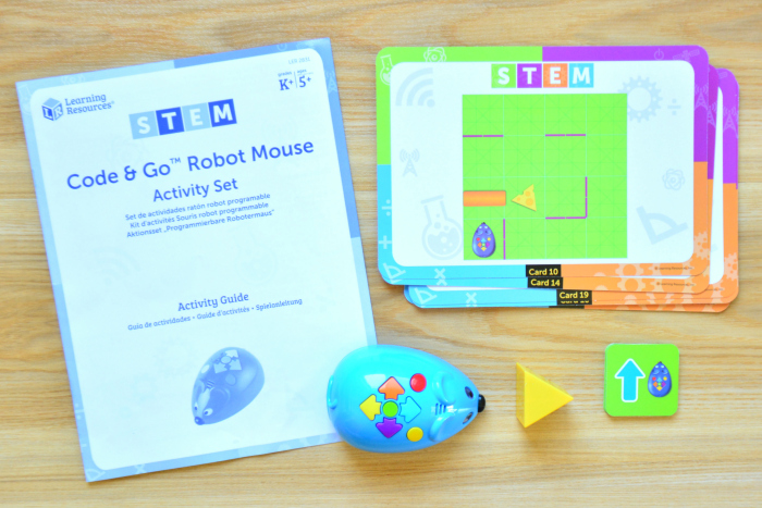 STEM Code and Go Mouse at How we Montessori