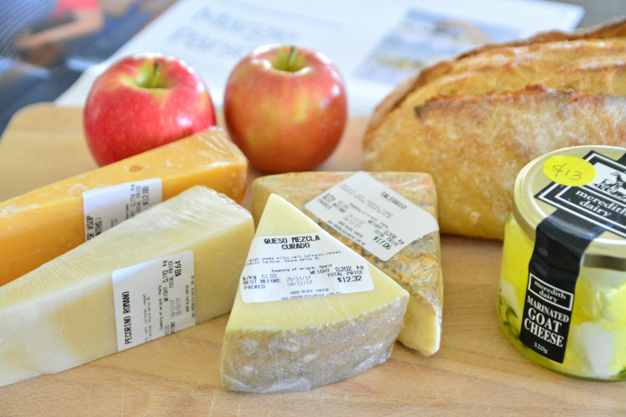 Cheese from Woodblock Cheese at HWM