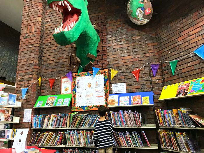 Local Library at HWM UK
