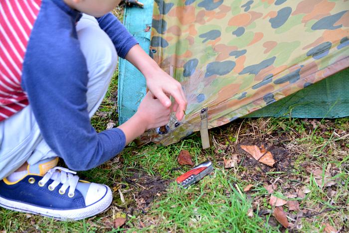 Montessori Child's First Pocket Knife at How we Montessori