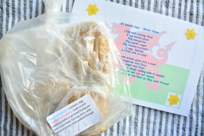 School baking at How we Montessori