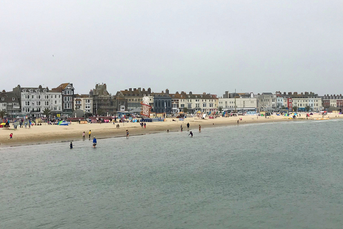 Weymouth Beach front 2018