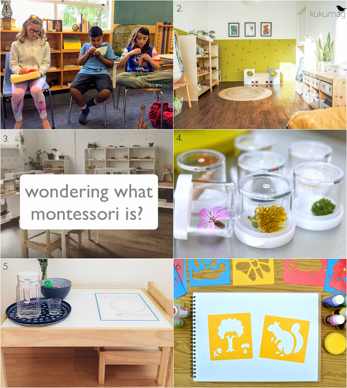 Five things on a Friday  Montessori reading 25 May 2018
