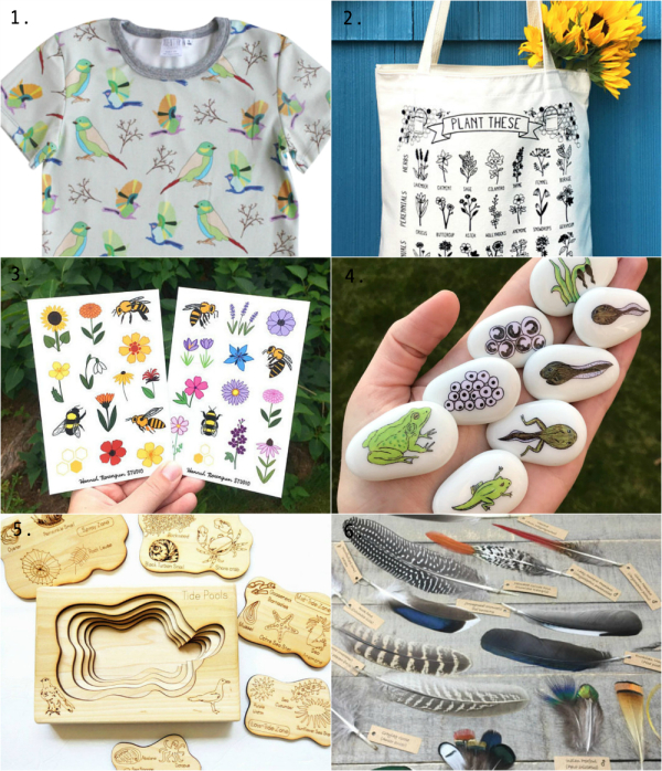 Cute Montessori Finds for Little Nature Lovers at How we Montessori