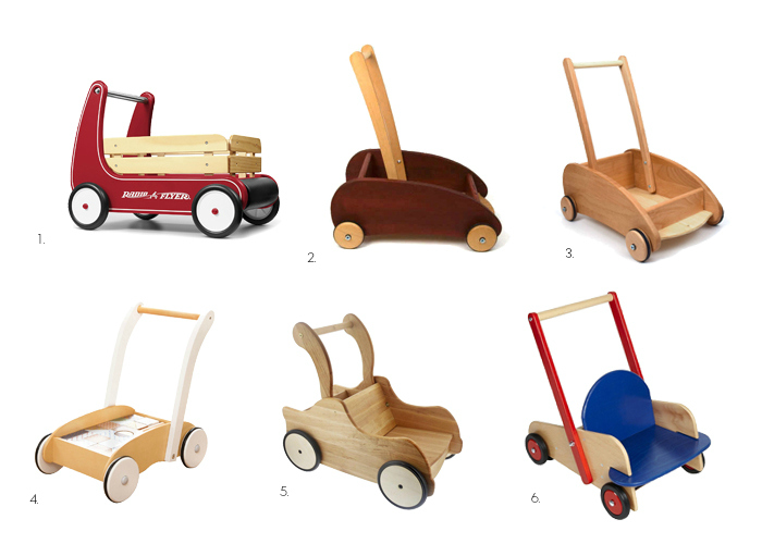 A Montessori View of Walker Wagons