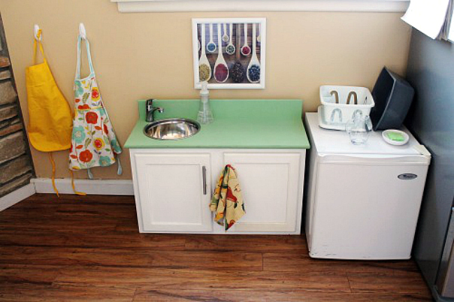 Midwest Montessori Children's Kitchen