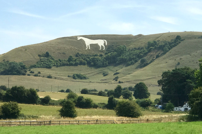 White Horse at Westbury at How we Montessori