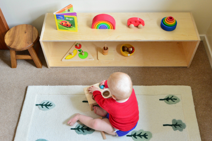 Creating A Yes Space For Babies And Toddlers How We Montessori