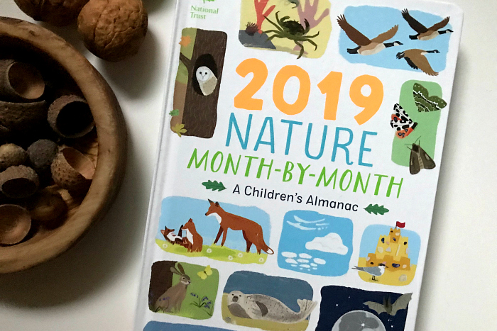 2019 Children's Almanac at How we Montessori