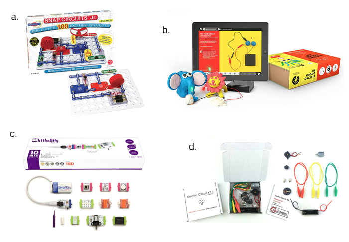 Electric Circuits for Kids at How we Montessori