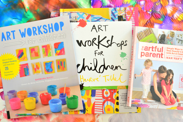 Best Art Books for Children and Parents at How we Montessori