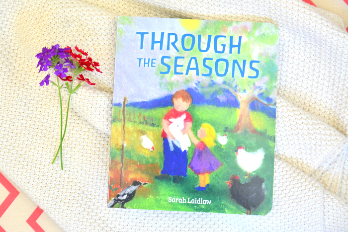 Through The Seasons  Sarah Laidlaw at HWM