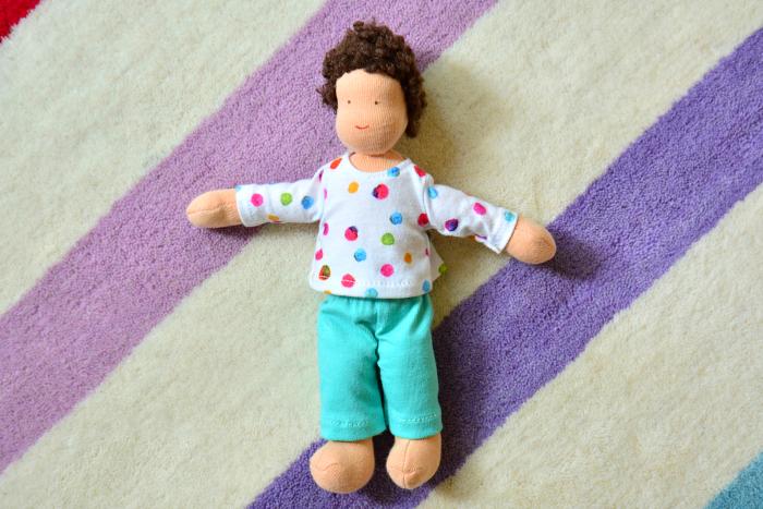 Montessori Dolls