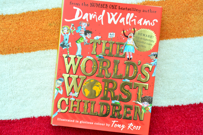 The World's Worst Children  Otis at 7 years reading at How we Montessori