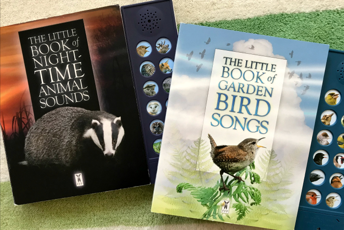 The Little Book of Garden Bird Songs at How we Montessori