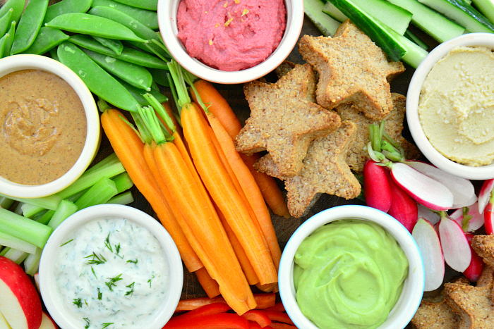 Plant based dips and spreads for kids and babies at How we Montessori  Kylie