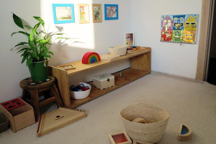 Peg board  Romania  How we Montessori