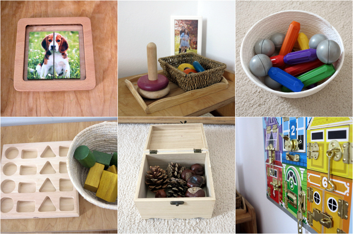 Activities  Montessori at 14 months at How we Montessori