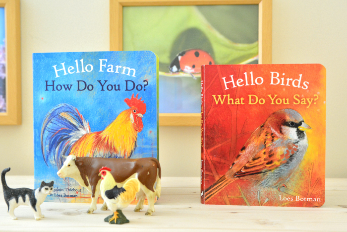 Hello Farm  Hello Birds  Books at HWM