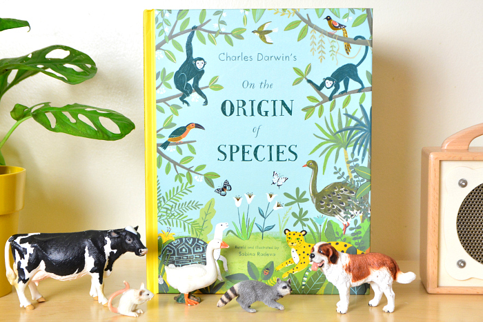 Darwin Origin of Species at How we Montessori
