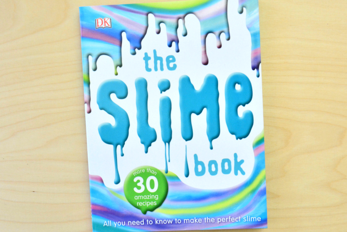 The Slime Book at How we Montessori