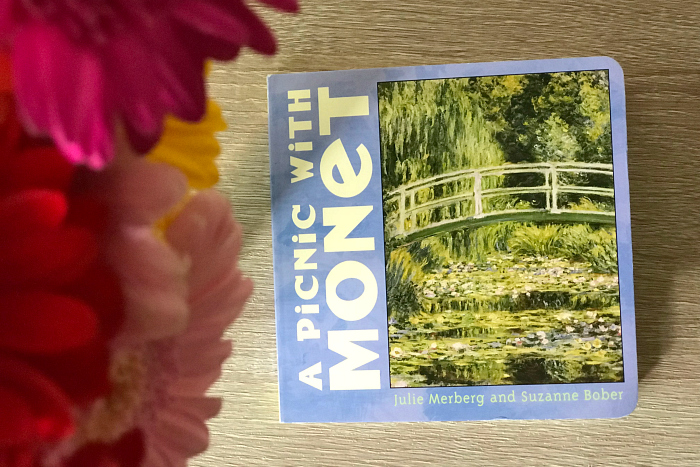 A Picnic with Monet at How we Montessori