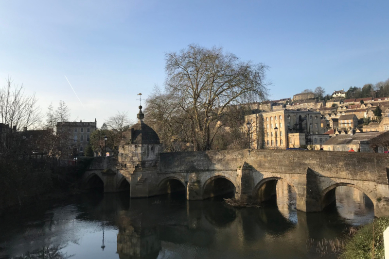 Bradford-on-Avon at HWM UK 2019