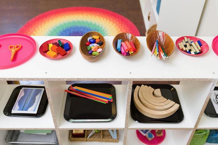Bella's Casa at How we Montessori