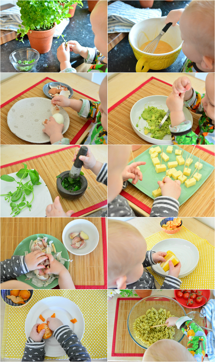 Toddler Food Prep Ideas at How we Montessori 17 months  winter