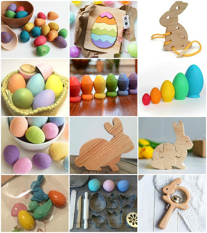 Montessori Home - Easter Basket + Craft + Book Ideas - how ...