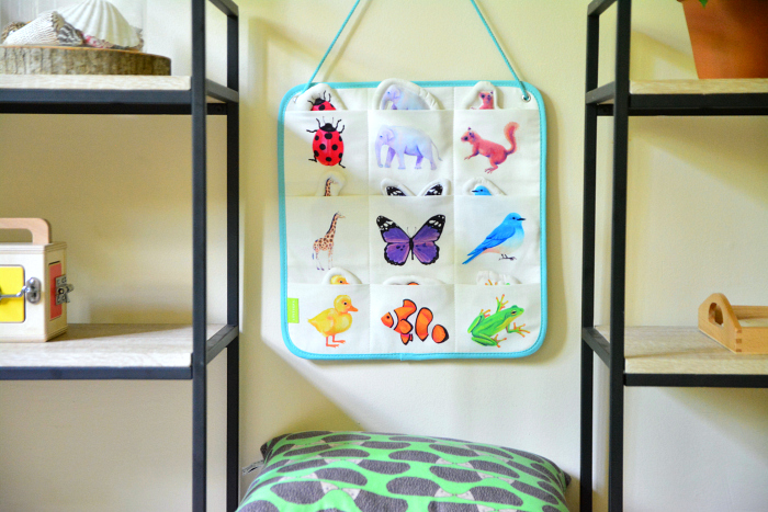 Love very Quilted Critters at How we Montessori