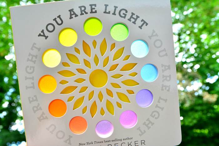 You Are Light book at How we Montessori