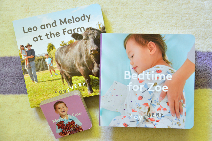 Lovevery Books  realistic book for Montessori toddlers