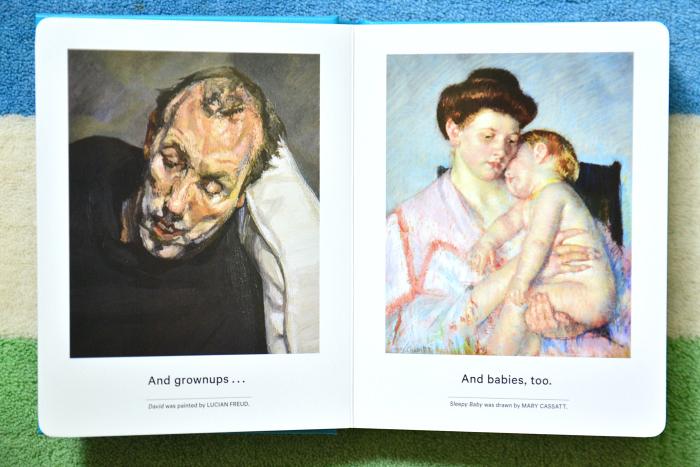 Art books for Montessori toddlers at How we Montessori