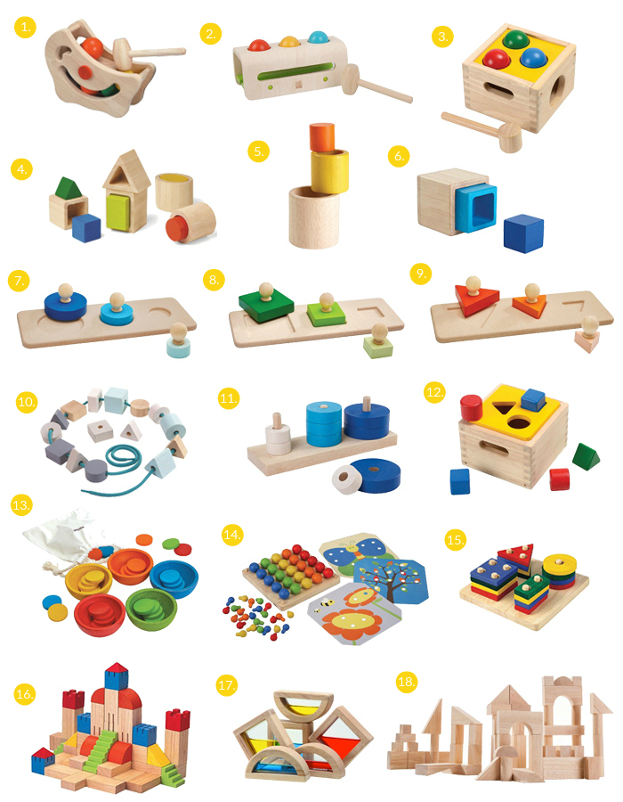 Plan toys for Montessori toddlers at How we Montessori-2