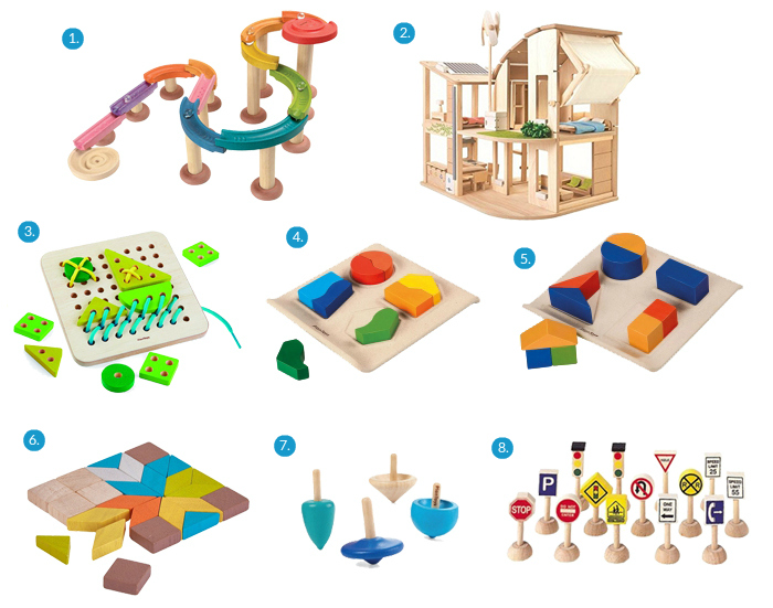 Plan Toys at How we Montessori  Preschoolers three year olds plus
