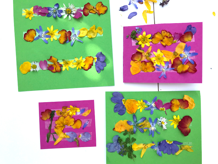 How we Montessori toddler craft 18 months