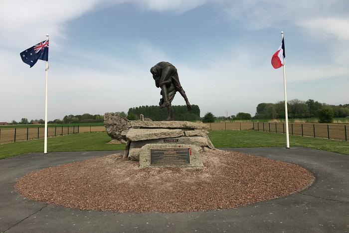 Sir John Monash Centre Villers-Bretooneux France