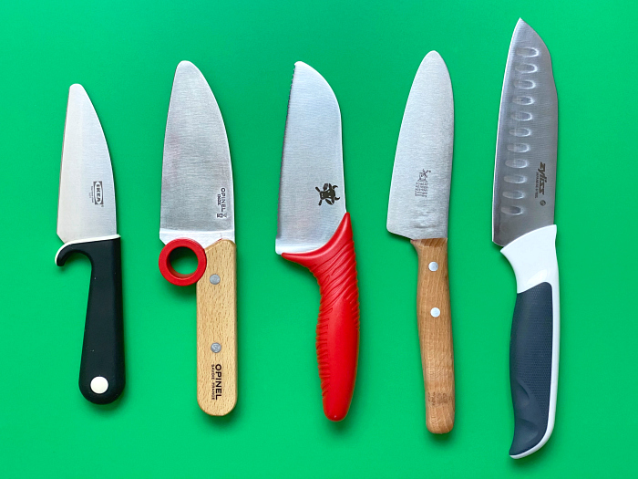 Children's first safety knives at how we Montessori
