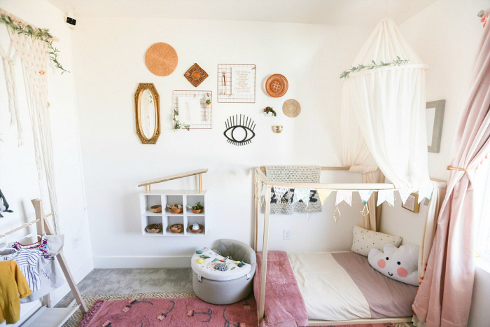 This Little Nook Blog Montessori Room
