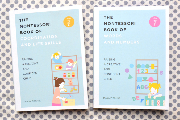The Montessori Book by Maja Pitamic at HWM Montessori toddler book