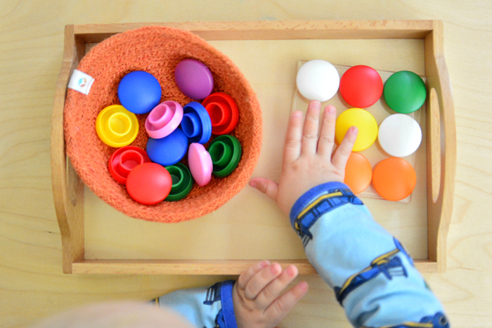 How we Montessori junior colorino montessori toddler