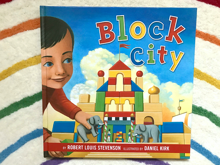 Best children's books about blocks building at How we Montessori