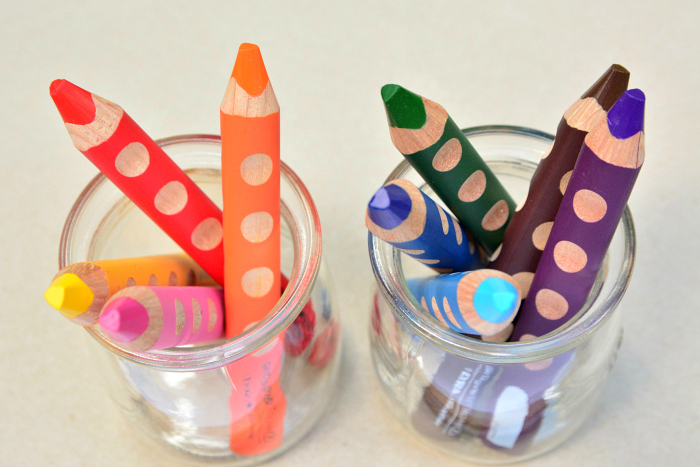 Lyra Groove Pencils at How we Montessori