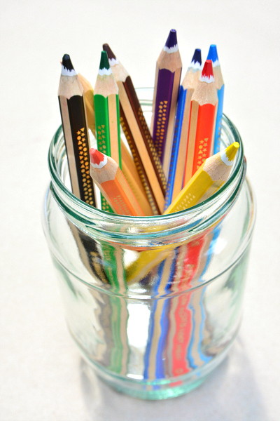 Staedtler Noris Jumbo Pencils at How we Montessori